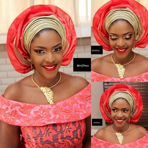 Nigerian Wedding Guest Style Dami LoveWeddingsNG 16