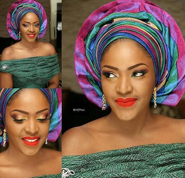 Nigerian Wedding Guest Style Dami LoveWeddingsNG 2
