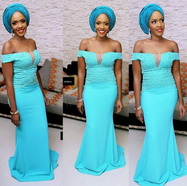 Nigerian Wedding Guest Style Dami LoveWeddingsNG 3