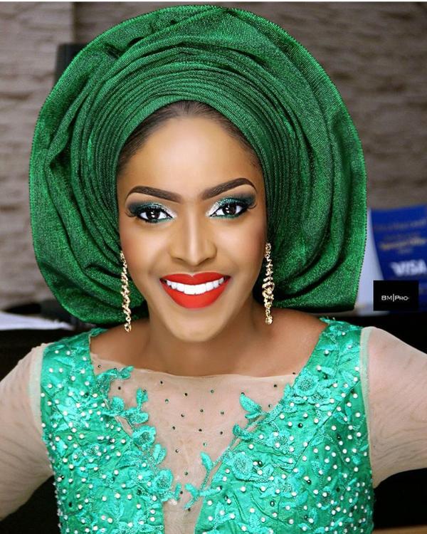 Nigerian Wedding Guest Style Dami LoveWeddingsNG 6