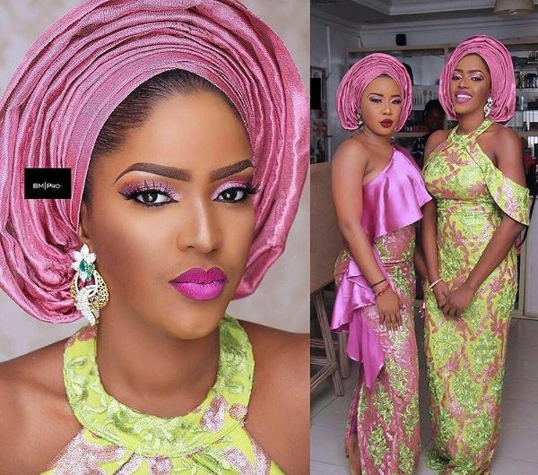 Nigerian Wedding Guest Style Dami LoveWeddingsNG