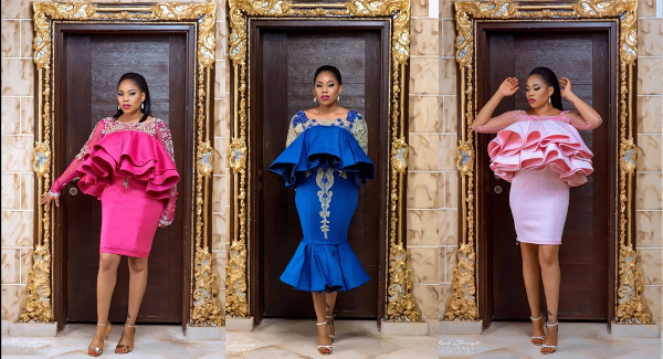 Toyin Lawani's Elegante by Tiannah Styling presents The Transformer Collection LoveWeddingsNG 11