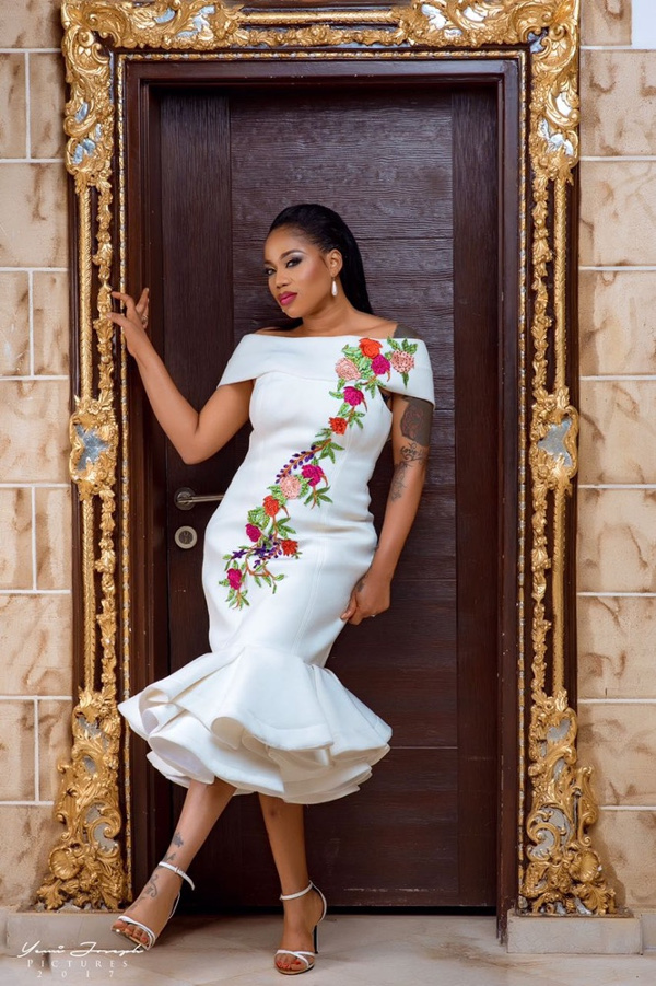 Toyin Lawani's Elegante by Tiannah Styling presents The Transformer Collection LoveWeddingsNG 3