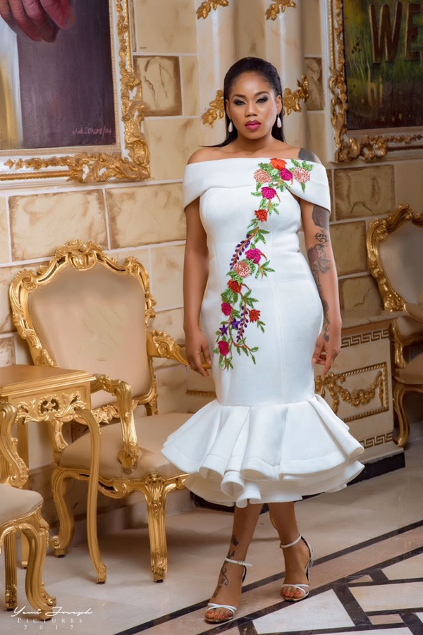 Toyin Lawani's Elegante by Tiannah Styling presents The Transformer Collection LoveWeddingsNG 4