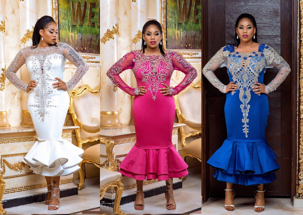 Toyin Lawani's Elegante by Tiannah Styling presents The Transformer Collection LoveWeddingsNG 5