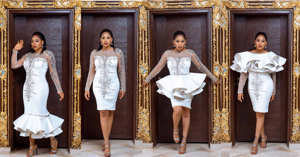 Toyin Lawani's Elegante by Tiannah Styling presents The Transformer Collection LoveWeddingsNG 6