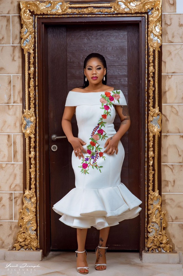 Toyin Lawani's Elegante by Tiannah Styling presents The Transformer Collection LoveWeddingsNG