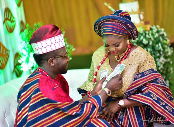 Adeola & Tayelolu's Royal Nigerian Wedding | #TADES19