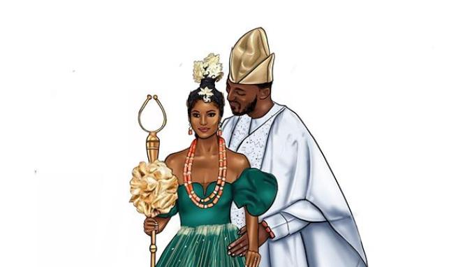 Davido's brother, Adewale Adeleke is getting married to Kani | #AdeKani
