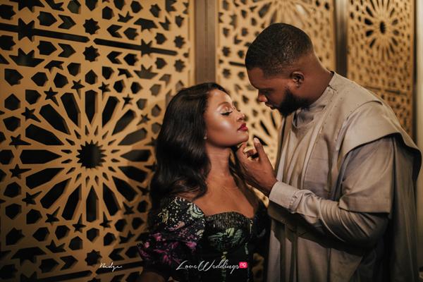 Anita Adetoye & Emmanuel Ikubese are on their #RoadToBae