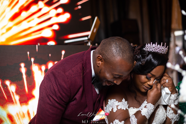 Inside Anita & Ife's Gatsby themed Nigerian Wedding | #MeetTheCroods19
