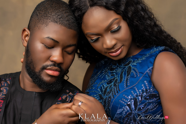 Bola & Dami's PreWedding Shoot | #BMLove19