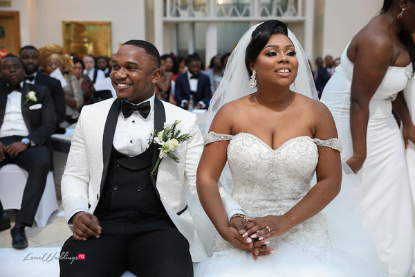 Victor & Judith became Mr & Mrs Williams, all thanks to Instagram | #ThyWillBeDone2018