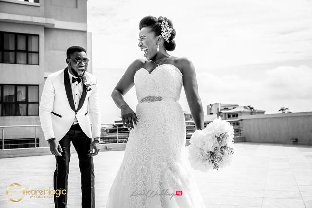 Celebrity Fashion Designer, Jahda weds Vickie | #TamunoVickie
