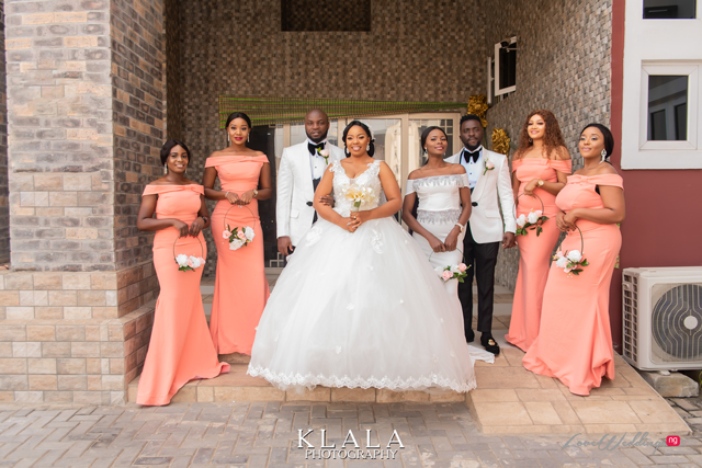 Chidinma & George's Stunning Wedding | #ChiGeorge2020