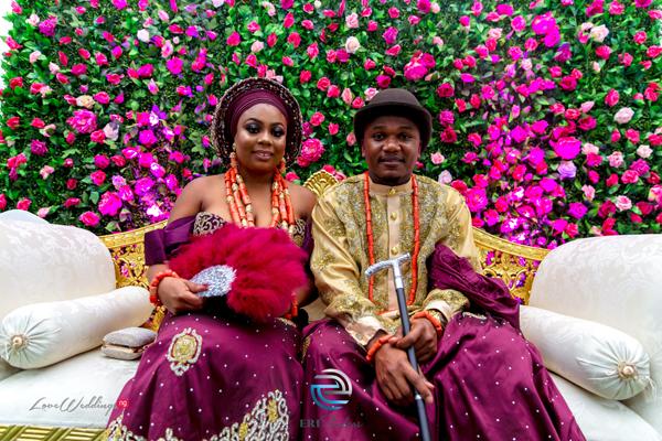 Judith & Victor's Urhobo Nigerian Traditional Wedding | #ThyWillBeDone2018