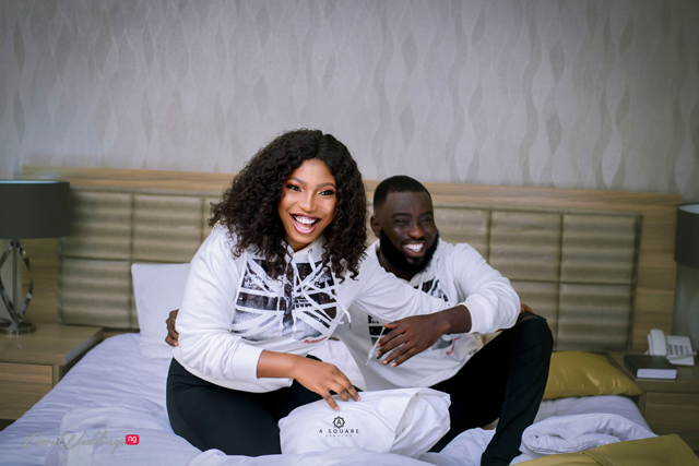 Fatimah & Lawal are ready to say 'I Do' | ASquare Studios