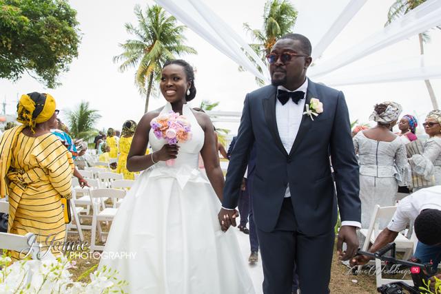 Feyi & Nifemi's Stunning wedding | #NiflovesFey