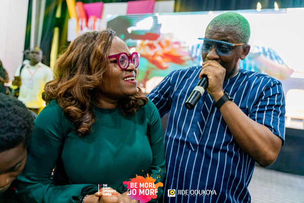 #TEXA2020 was indeed an experience with Mo Abudu, Funke Bucknor-Obruthe, Mai Atafo & more