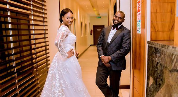 Jennifer & Desola's Nigerian Traditional & White Wedding | #JO18