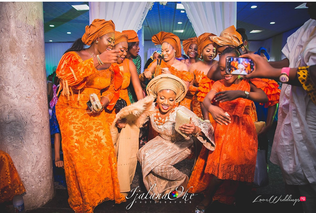 Joanne & Damola's #TheJDWedding Traditional Wedding