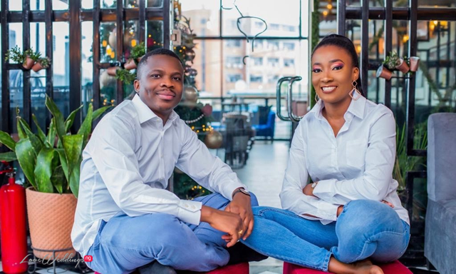 Martins & Temitope's love story started in UI | #TMLoveParty2019