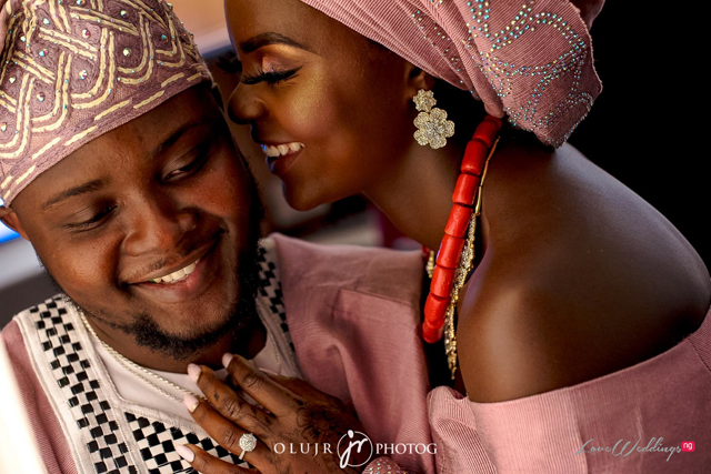 Mausi & AJ's Nigerian Wedding in Chicago | #MoDallah2019
