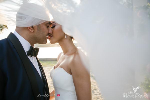 Mrs Shade Zeidan's Stunning Bridal Looks for #SWTheWedding