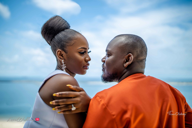 Hope Obeten & Mina's love story started at a conference | #TheHotAffair2019