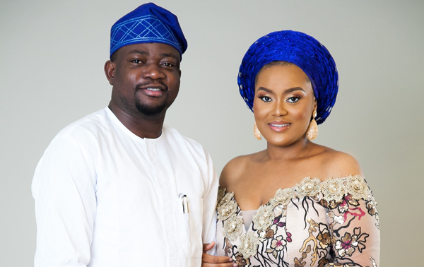 His surprise birthday party, her surprise proposal | Abiodun & Oyinkan's love story