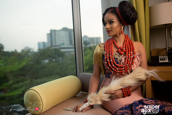 Sophie Alakija is stunning in these bridal pictures