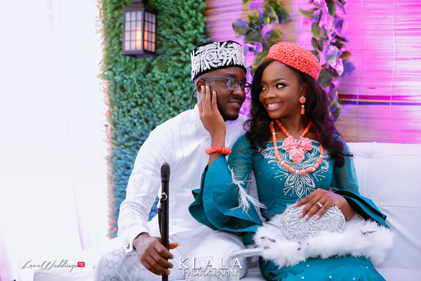 Omotola & Femi's #AyaObaFemi2018 wedding | Klala Photography