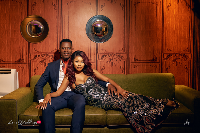 Omowunmi & Akinwumi met at a birthday party | #DBaileys19