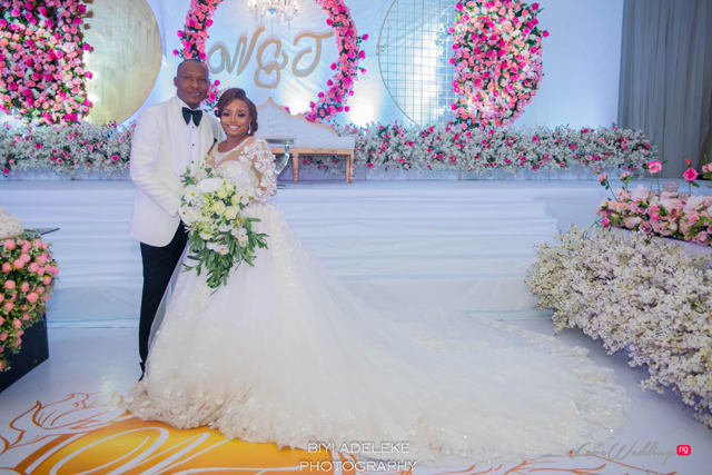 Omowunmi & Babatunde's love started with a joke | #WTillInfinity19