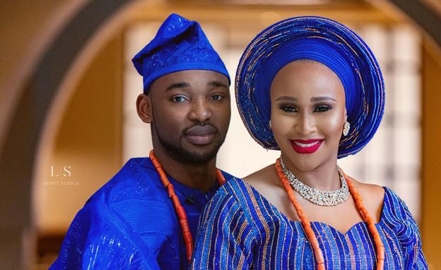 Remmy & Nugwa's Traditional Wedding | #RNForever