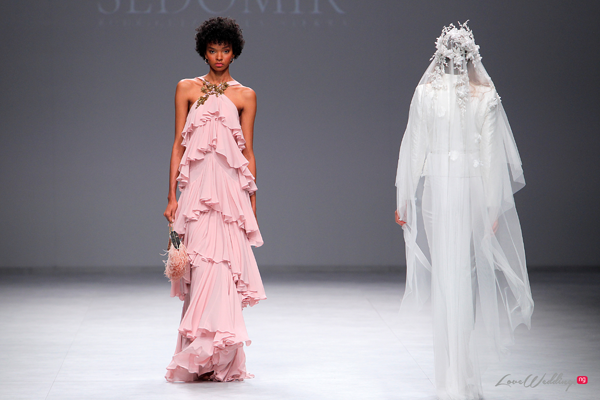Sedomir Rodriguez de la Sierra at Valmont Barcelona Bridal Fashion Week 2019 | #VBBFW19