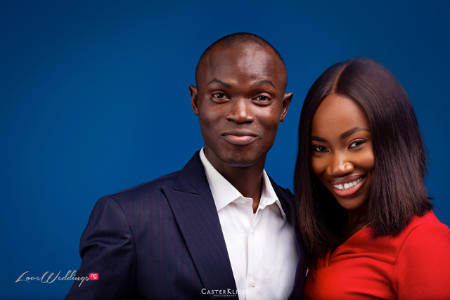 Seyi & Femi's #ALoveUnit PreWedding Shoot