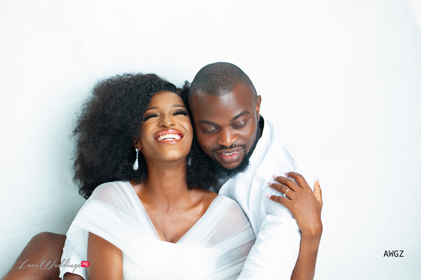 Shakeerah & Damilola's love story started with a good friend, Busuyi | #SOInLove2020