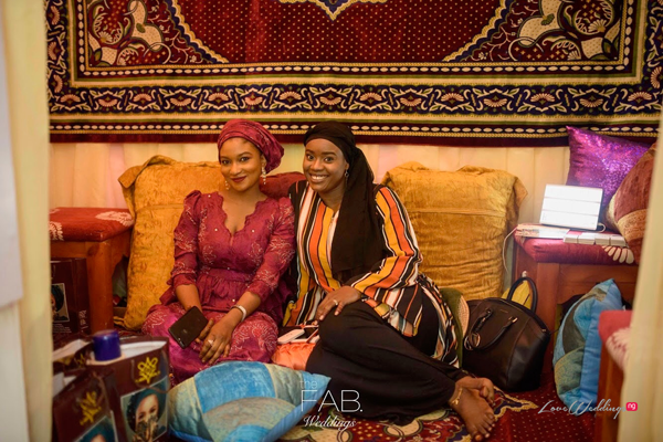 Abuja brides-to-be & vendors connect at the first bridal experience at Brides & Babies | #TheBridalExperienceAbuja