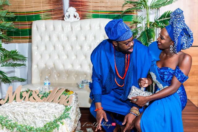 Tolu & Lekan's #AtLastAlase Traditional Wedding