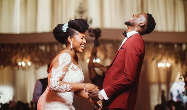 All the stunning photos from footballer, Wilfred Ndidi & Chidinma's Wedding | #FortunateNdid19