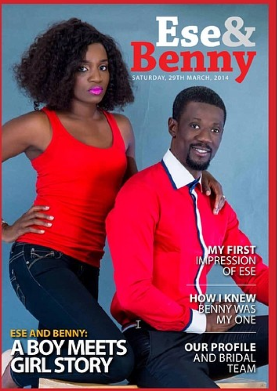 Ese Walter and Benny Ark Loveweddingsng2