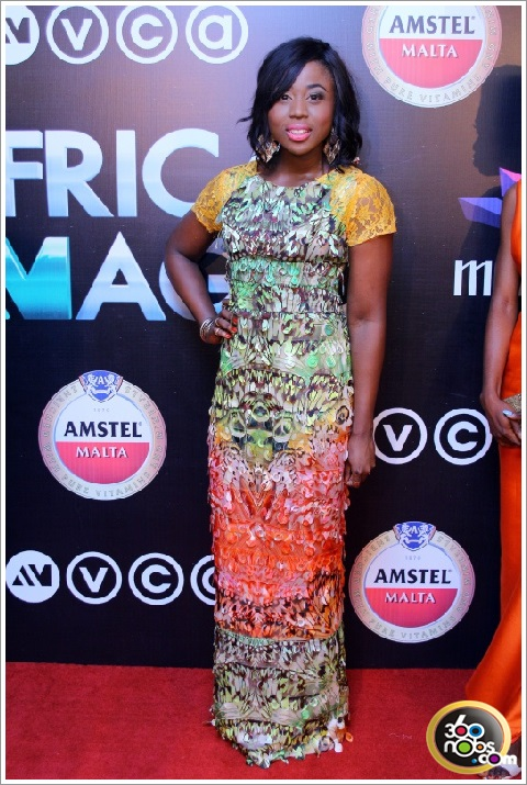 AMVCA 2014 - Bolanle Ebony Lifetv