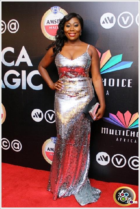AMVCA 2014 - Gbemi Olateru Olagbegi