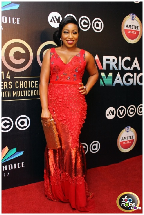 AMVCA 2014 - Rita Dominic in LDA