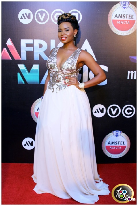 AMVCA 2014 - Yemi Alade in Reni Smith