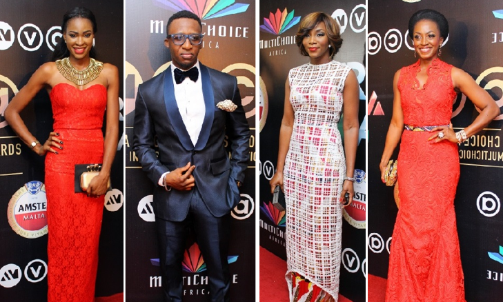 AMVCA 2014: Inspiration from the Red Carpet