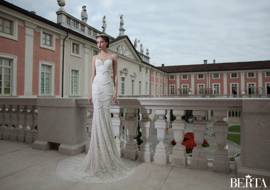 Berta Bridal Winter 2014 Collection Loveweddingsng