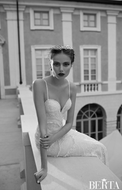 Berta Bridal Winter 2014 Collection Loveweddingsng1
