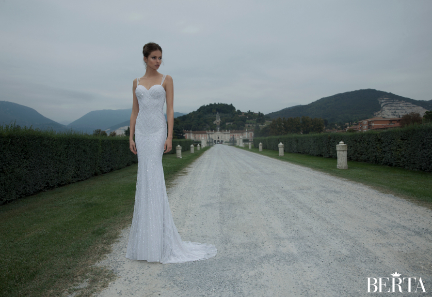 Berta Bridal Winter 2014 Collection Loveweddingsng10